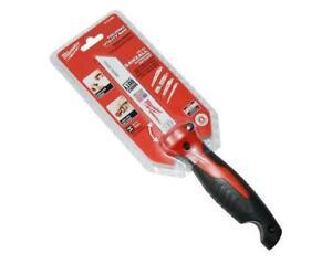 Milwaukee Folding Jabsaw Metal Cutting Reciprocating Saw Blade Handle 48220305