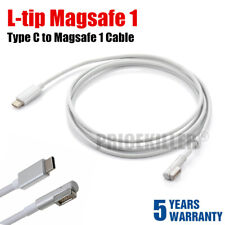 USB C to Magsafe1 Cable Charger For MacBook Computer With USB-C Power Adapter JO