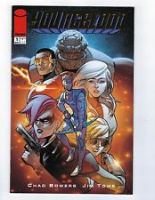 YOUNGBLOOD #1 Variant Cover Retailer Gold Exclusive NM+ Image