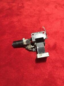 2007-2014 Lincoln Navigator Power Running Board Motor w Bracket Front Left OEM