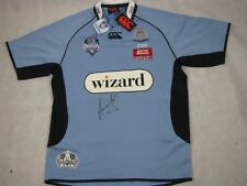 ANDREW JOHNS Hand Signed 2008 NSW Football Jersey Immortal