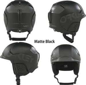 Oakley MOD5 Factory Pilot Matte Black Europe Ski Helmet Snowboard Helm 2020 EU M