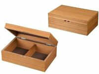 Wooden Storage Box For Standard Size Chess Pieces - Chess box STANDARD LIGHT