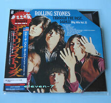 ROLLING STONES Through the past darkly Japon MINI LP CD Brand New & STILL SEALED