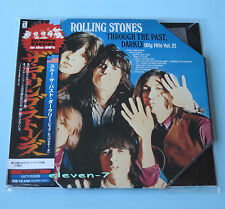ROLLING STONES Through the past darkly Japan mini LP CD brand new & still sealed