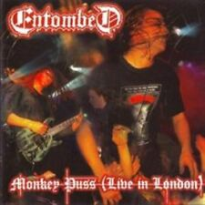 ENTOMBED - MONKEY PUSS-LIVE IN LONDO NEW VINYL RECORD