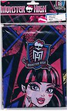 Tischdecke Monster High 2 Kindergeburtstag Mädchengeburtstag Tischdeko