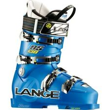 Lange RS 130 Ski Boots Mens Sz 30.5/12.5 Power Blue Brand New