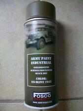 Bombe de Peinture WW2 - FOSCO - US Olive 1942 - 400ml