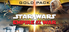 🕹🎮 STAR WARS Empire at War - Gold Pack PC *STEAM CD-KEY* *Fast Delivery!* 🎮🕹