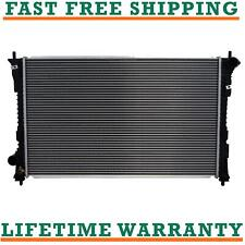 Radiator For Ford Fits Taurus Police Interceptor Sedan 13306