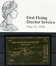 """Dominica ** Goldmarke """"First Flying Doctor Service"""""""