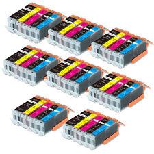 40PK Ink Cartridges Bundle + chip fits Canon PGI-250XL CLI-251XL MX922 MX722