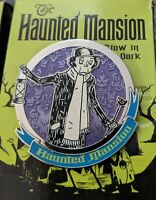 Disney Haunted Mansion Caretaker Glow in the Dark Mystery Box Pin