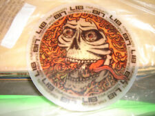 LIB TECH SNOWBOARD SKELLY SKELETON PTEX CUT OUT DISPLAY DEALER ONLY ITEM