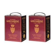 Vino Rosso IGT Toscano Guicciardini Castello di Poppiano Bag In Box 2 x 5 litri