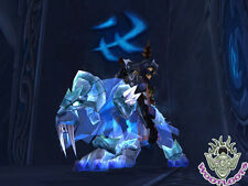 Spectral Tiger Loot Card World Warcraft Reins of the Swift Rare Epic Mount WoW
