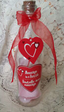 Message in a Bottle Kit by Greenbrier International Romantic Wedding Fun Gift