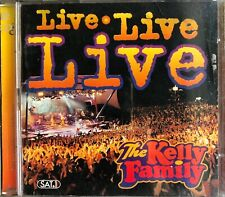 THE KELLY FAMILY - LIVE - 2 CD