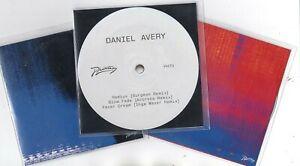 DANIEL AVERY 3 RARE PROMO CD'S [SLOW FADE REMIXES/SLOW FADE EP/DIMINUENDO EP]