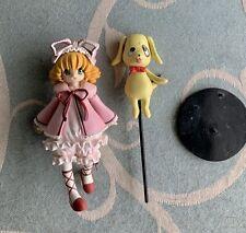 Rozen Maiden Hinaichigo Figure Yujin Japan Authentic traumend peach pit Anime