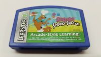 Leap Frog Leapster Explorer Scooby-Doo Spooky Snacks Game Cartridge
