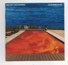 RED HOT CHILI PEPPERS - CALIFORNICATION. (EUROPE, 1999, WB. 9362-47386-2)