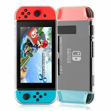 Beats Kungber Anti-Scratch Hard Back Case Cover for Nintendo Switch Transparent