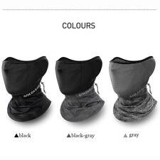 Ice Silk Magic Scarf Outdoor Sport Cycling Antisweat Headband Black Gray Mask