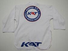 Kansas Korea America Taekwondo White Top Jacket World Tae Kwon Do Adult S / M