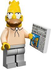 Lego Simpsons - 71005 Minifigures - Grandpa Simpson - New/Retired
