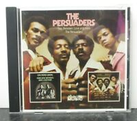 THE PERSUADERS Thin Line Between Love & Hate / Persuaders ~ CD ALBUM - USA PRESS