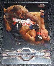 Jon Bones Jones 2013 Topps Finest UFC Card #1 159 152 145 140 135 128 100 94 87