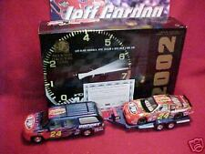 BRAND NEW #24 JEFF GORDON 2001 GOLD CHAMPIONSHIP 1/24 TRACKSIDE SET