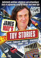 James May's Toy Stories [DVD] [2009],  James May, Sim Oakley NEW & SEALED
