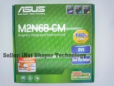 ASUS M2N68-CM Socket AM2/AM2+ MotherBoard *BRAND NEW