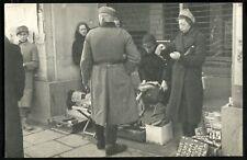 y320 Poland Warsaw under German occupation 1939 1944 real photo WWII