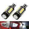 2X T15 921 W16W Canbus LED Power Backup car reverse bulbs projector xenon White