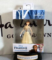 Hallmark Anna - Frozen II - Christmas Tree Ornament New