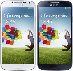 "5.0"" Samsung Galaxy S4 SM-I9500 16GB Unlocked GSM 3G 13.0MP MP3 Wifi Smart Phone"