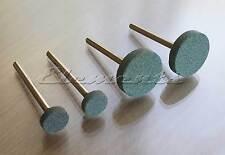 4 pc ensemble de broyage Pierre roues pour Perceuse Outil Rotatif Dremel 3.17 mm tige t040