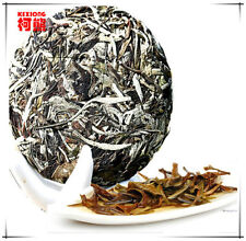 Promotio 100g Fragrant White Moonlight Old Tea Puer Raw Tea Moonlight Beauty