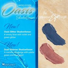 SOLD OUT OASIS SHADOWSENSE COLLECTION SeneGence! Dusk Shimmer And Oasis Glitter.