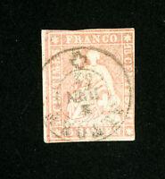 Switzerland Stamps # 28 VF Used Scott Value $75.00