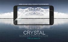 Nillkin New Super Clear Anti-Fingerprint Protective Film Screen For LG Nexus 5X
