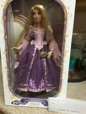Disney Store Limited Edition Tangled Rapunzel Doll  17''