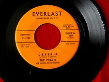 Charts~ Deserie~ Odd Pressing~ Zoop~ Everlast5001 ~ Doo Wop 45