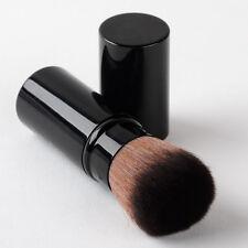 Kabuki Foundation Makeup Face Blush Powder Brush Retractable Cosmetic F