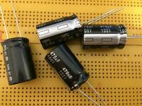 RAD alluminio Elec Panasonic eeu-fr1v222l PAC 35V 2200uF