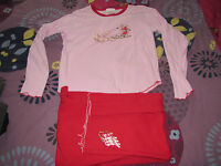 Taille 44 - femme - Pyjama 2 pièces ML - ETAM